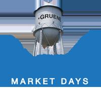 Gruene Market Days Logo